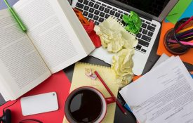 decluttering per studio migliore