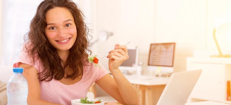 stile di vita sano per gli studenti