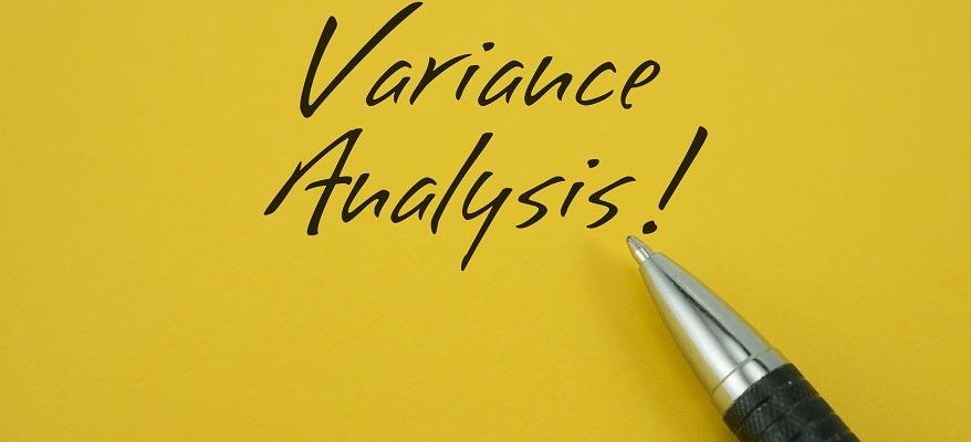 formula varianza