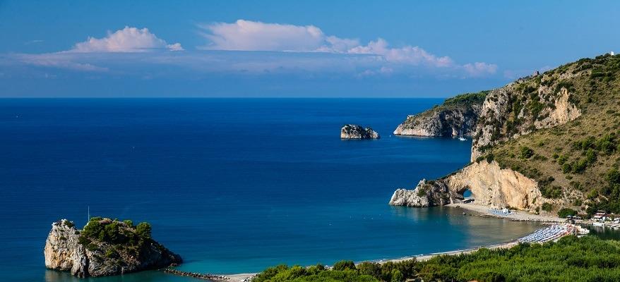 migliori spiagge della Campania